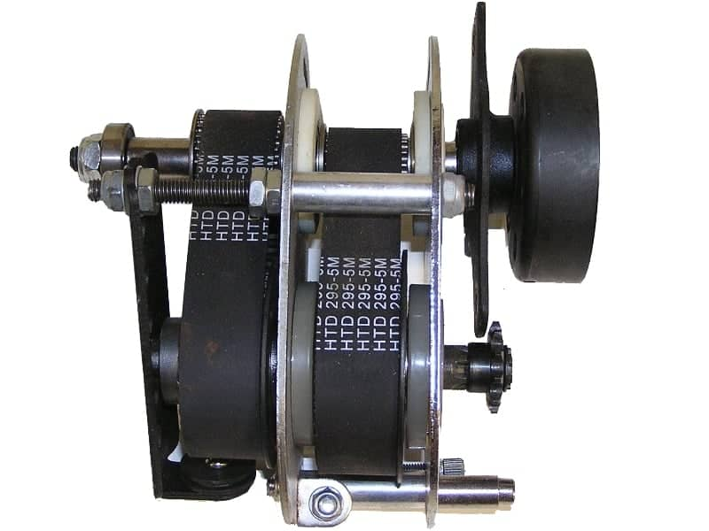 version 2 gearbox assembly